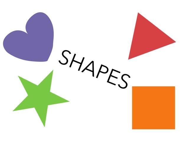 SHAPES Game by Patricia Miyagi