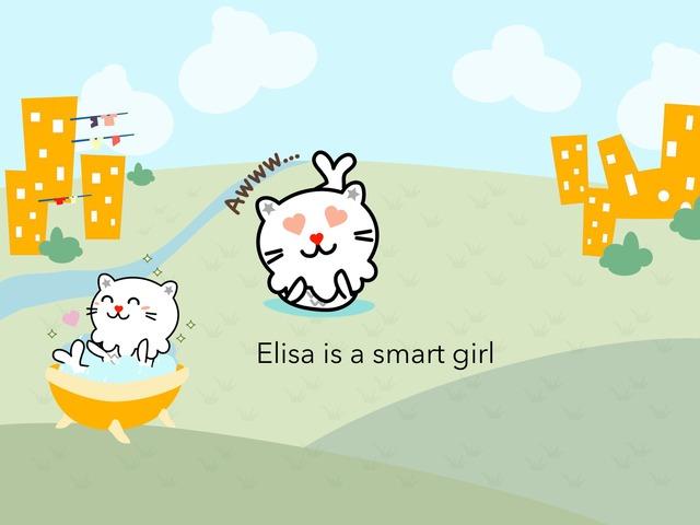 Elisa by Chris
