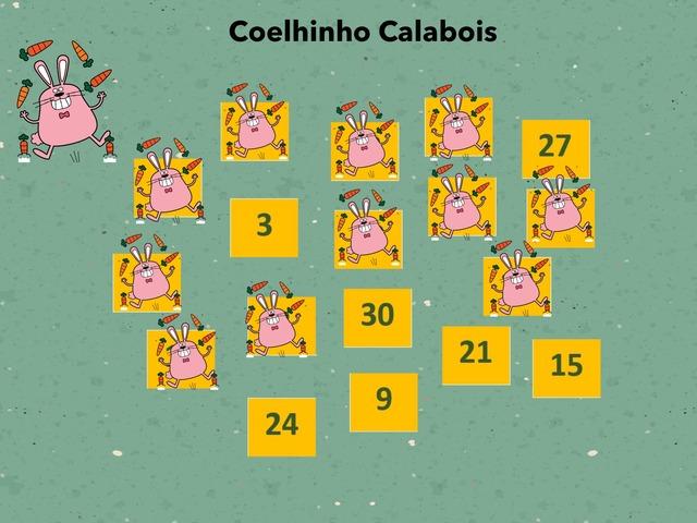 Coelhinho Calabois e Coelhinho Calapez  by Marta Oliveira