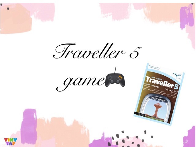 Traveller 5 Game  by nejood
