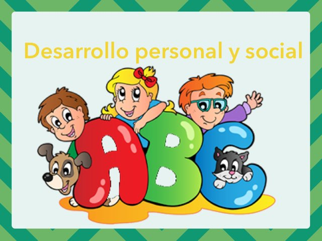 Desarrollo Personal Y Social  by Amareini Caro