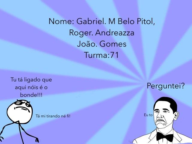 Jogo 47 by Rede Caminho do Saber