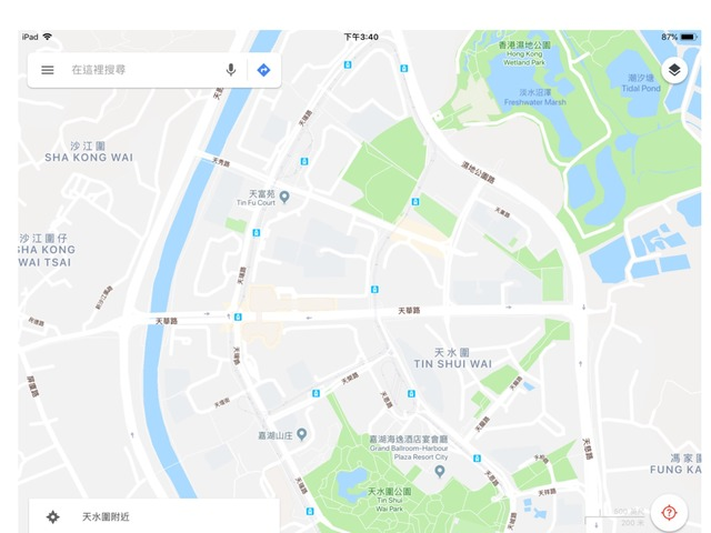 Google Map by Lap Ying Lo