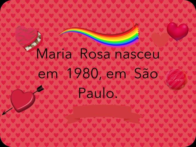 Biografia Da Mãe 3 Ano Ana Clara Benassi by Terceiro Ano Pueri Digital Aclimação