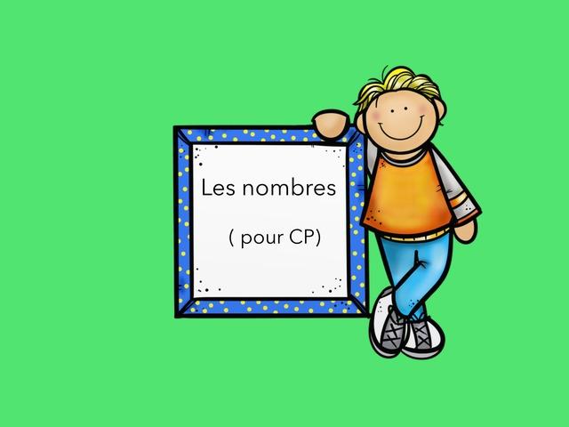 Les Nombres Pour CP  by Lin