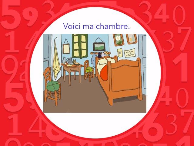 Voici Ma Chambre by Olivia Ranaivoharison