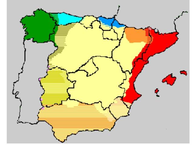 Lenguas De España by Carla García