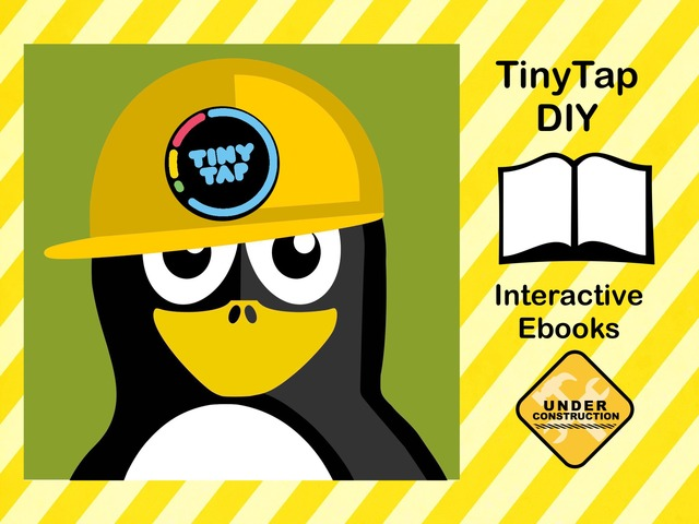 TinyTap DIY - EBook Tutorial by Ellen Weber
