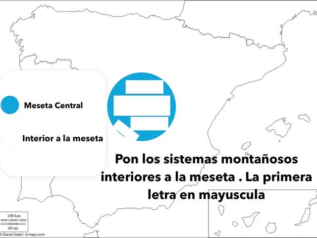 Proyecto De Sistemas Montañosos by Marina Quinones Torio