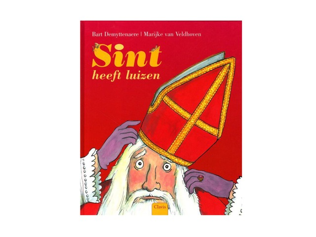 Sint heeft luizen by Ria Witte