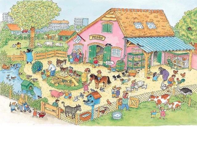 Kinderboerderij Woordenschat by Yvonne .
