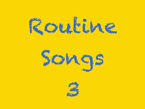 Routine Songs 3 by Thais Baumgartner