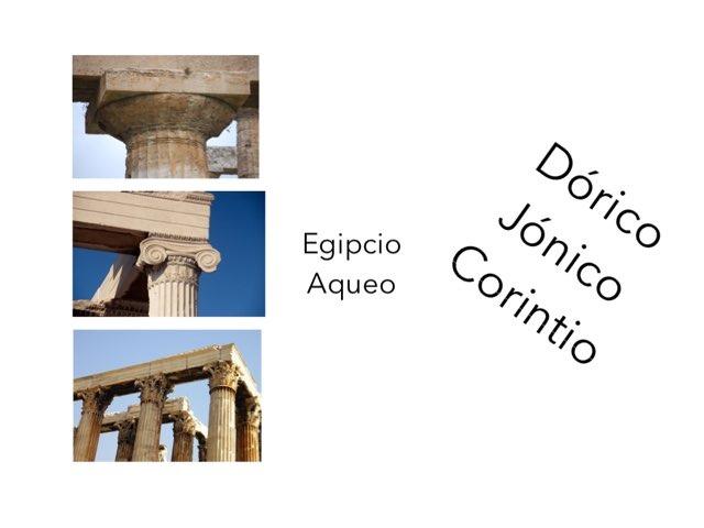 Capiteles by Abilio Morrondo Card