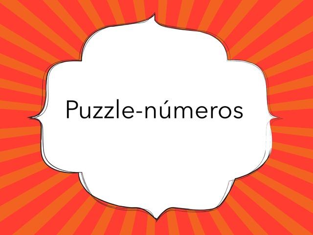 Puzzle Números  by Mayte Jerez