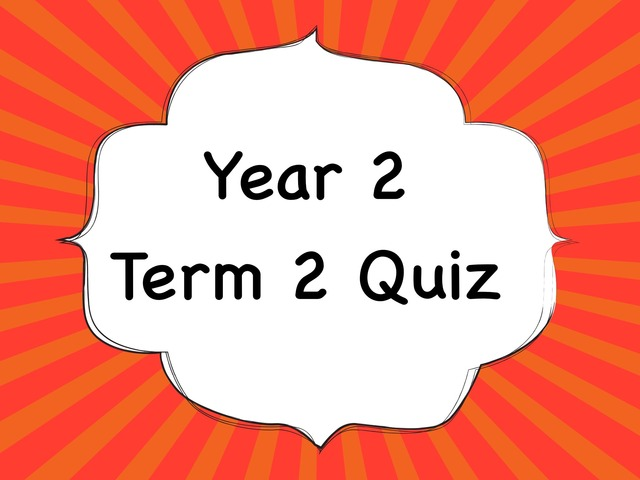 Year 2 Term 2 Listening Task 2019 by Katie English
