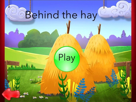 Behind the Hay (English) by