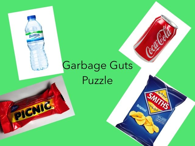 Garbage Guts Deluxe Edition  by Kirtiq Ram