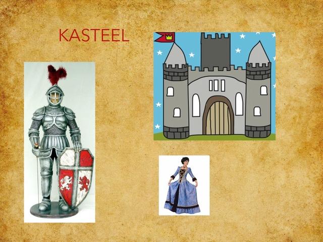 Ridders en kastelen by shanti beernaert