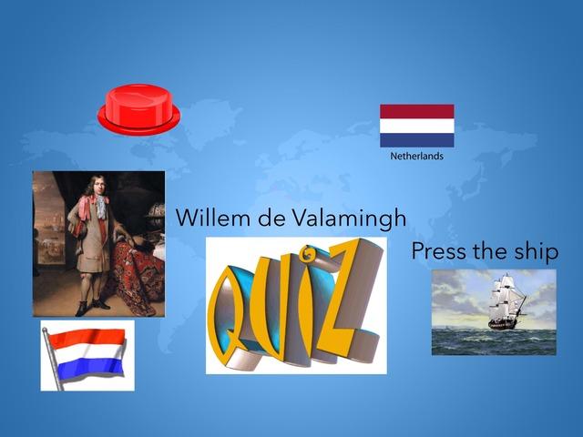 Willem De Valmingh by TinyTap creator