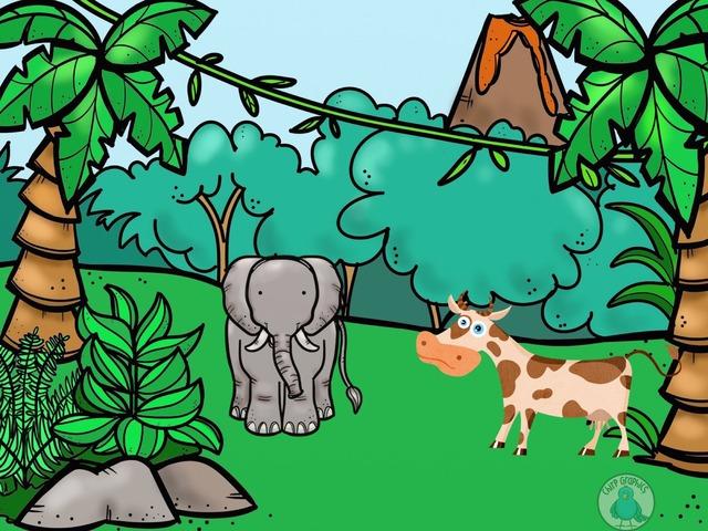 Домашние Животные И Звери by Ira Gavrieli