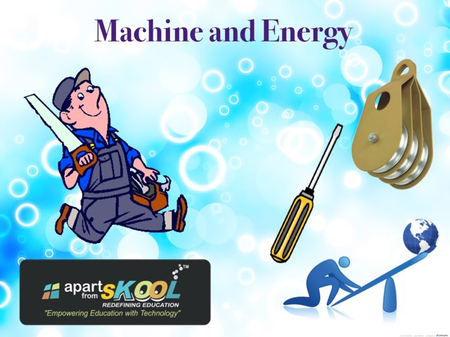 Machine And Energy by TinyTap creator