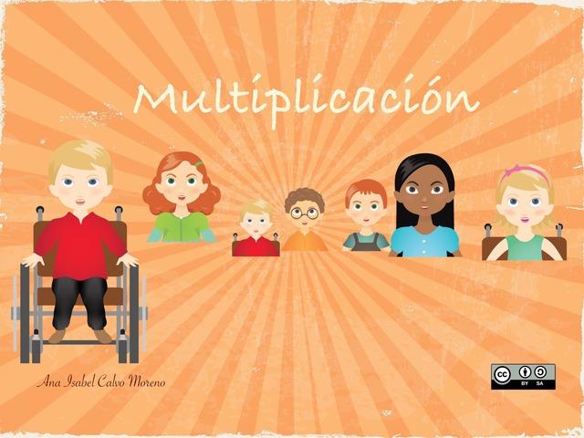 Inicio de la multiplicación by Ana Isabel CM