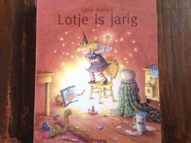 Lotje is jarig - Deel 5 by Britt vanKessel