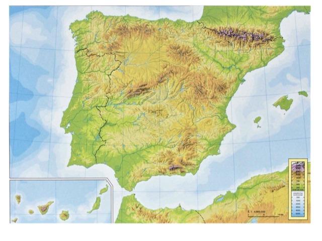 Sistemas Montañosos  by Marta Celdran Garcia