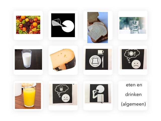 Eten en drinken  by Anneloes Odijk