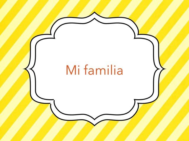 3SP Familia by Ann Margaret Recio