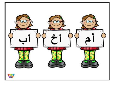تجريد كلمة اب  by مشاعل السعيدي