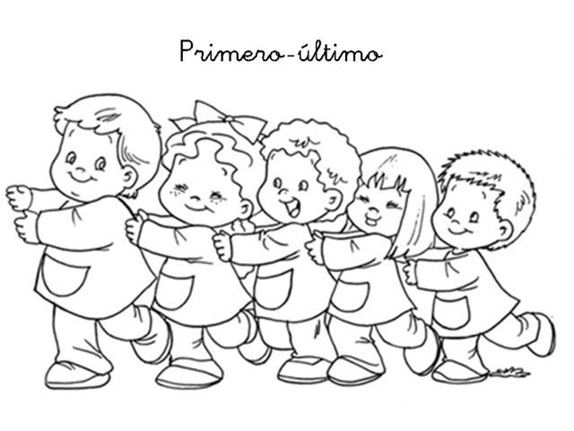 PRIMERO ÚLTIMO by David Pazos Lago