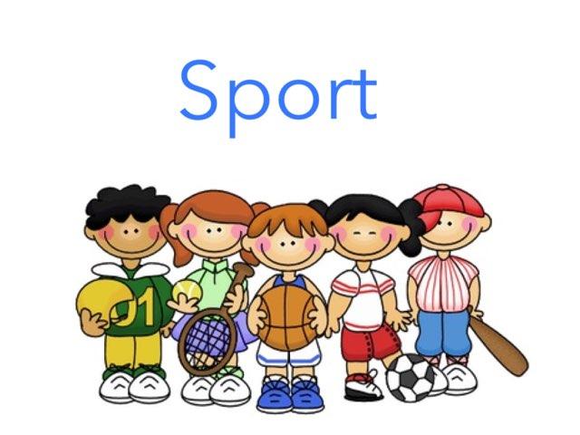 Sport by Jasmine Ciers