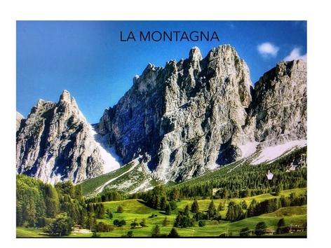 LA MONTAGNA  by Tamara