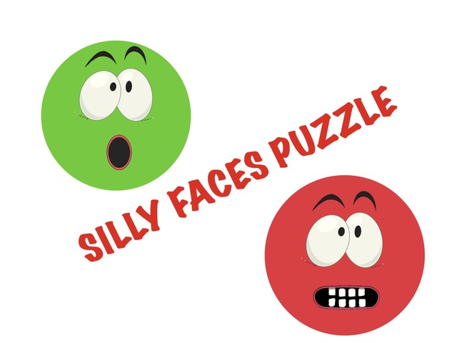 Silly Faces Puzzle by Hadi  Oyna