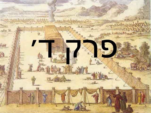 במדבר פרק ד׳ by מכללה תלפיות