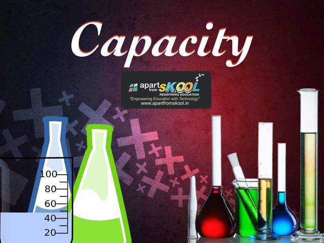 Capacity by TinyTap creator
