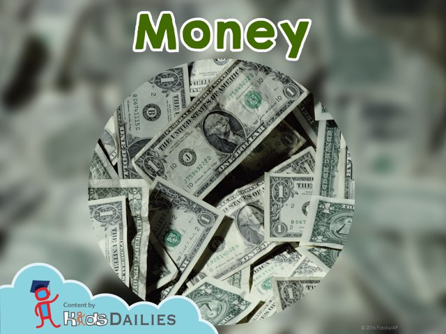 Money by Kids Dailies