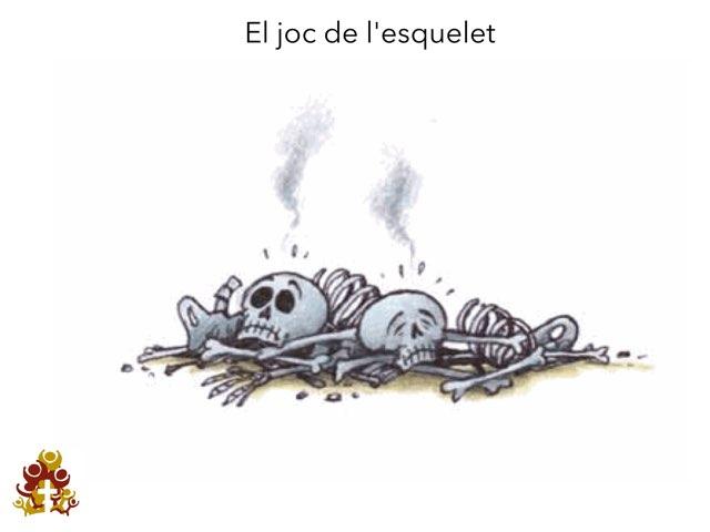 El Joc de l'ESQUELET by Marc Begué