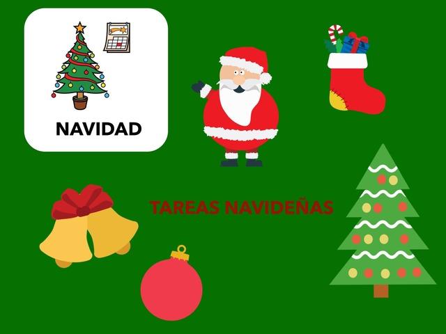 Tareas Navideñas by Francisca Sánchez Martínez