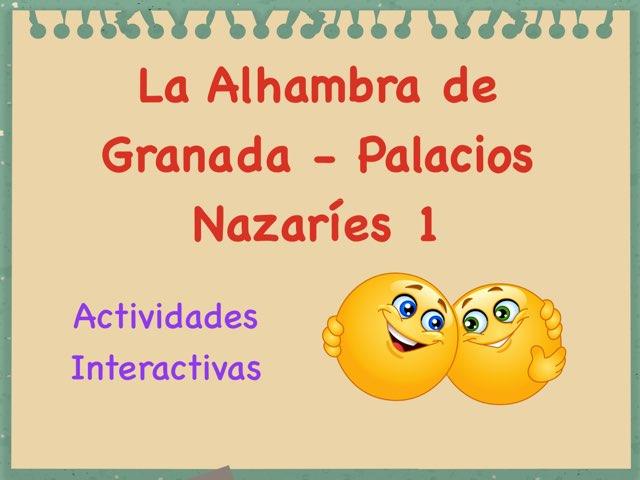 Palacios NAZARÍES Alhambra by MªÁngeles PV