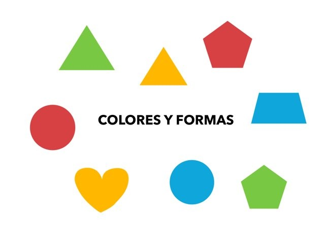 Colores Y Formas by Francisca Sánchez Martínez