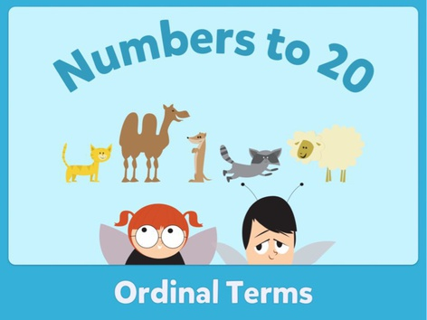 Ordinal Terms by Miss Humblebee