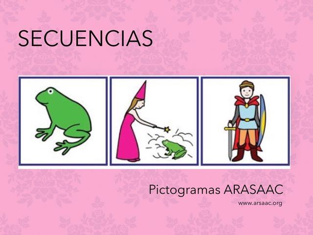Secuencias Con Pictogramas De ARASAAC by Zoila Masaveu