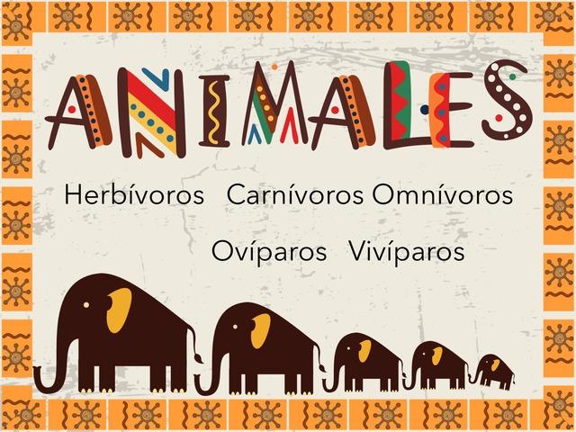 Animales by Jose Sanchez Ureña