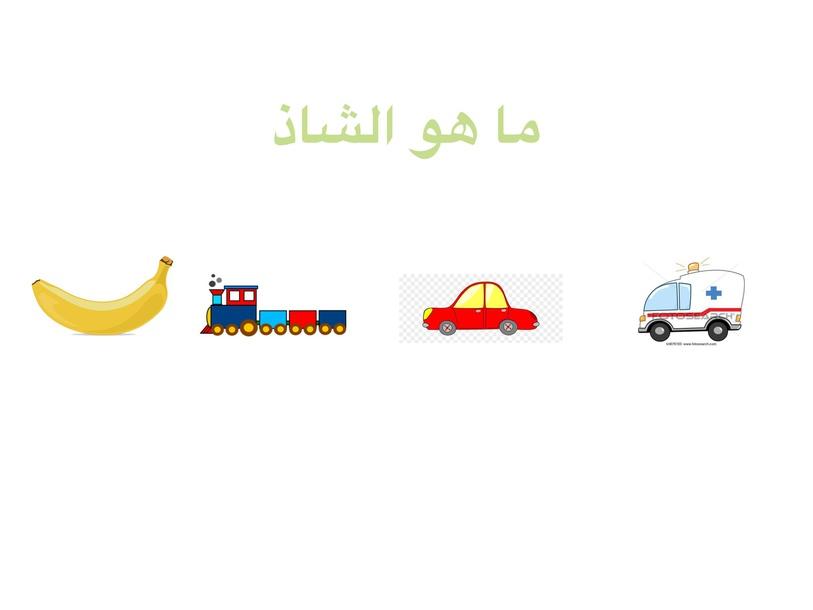 جد الشاذ by Orgwan Rabah