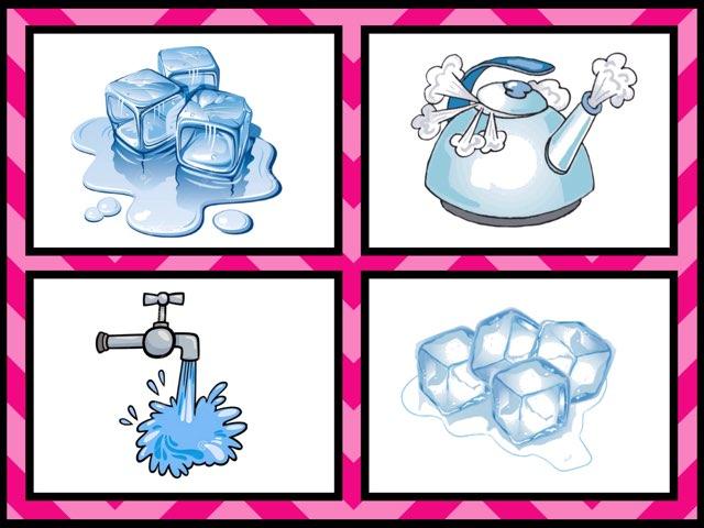 مسابقات حالات الماء by fajer alhammadi