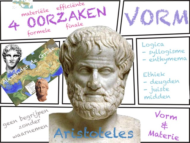 Aristoteles, filosoof by Caspar Middeldorp