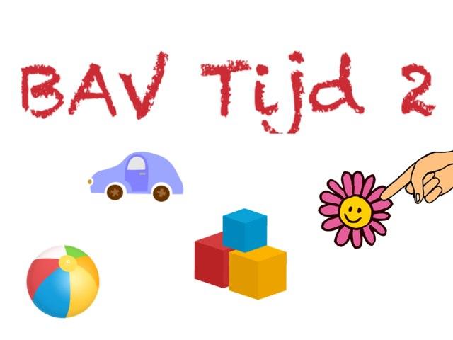 BAV Tijd 2 by Logopedie Noord