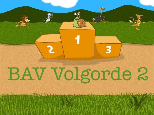 BAV Volgorde 2 by Logopedie Noord